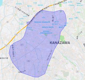 Uber kanazawa