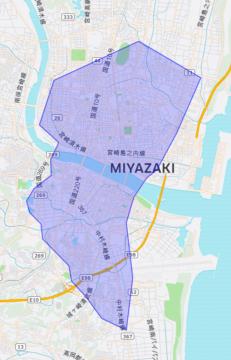 Uber miyazaki