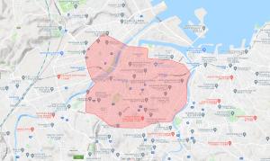 Uber hachinoheshi