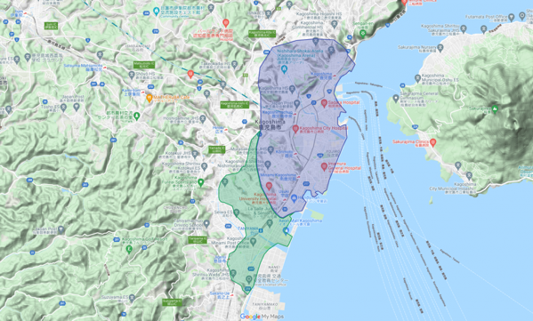 Uber kagoshima 0831